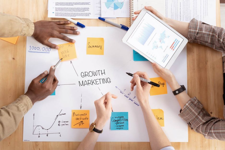 Cresça exponencialmente seu business com Growth Hacking